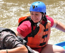 Wonderful Rafting Trip