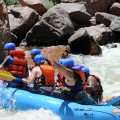 Great experience white water rafting with Bryan
