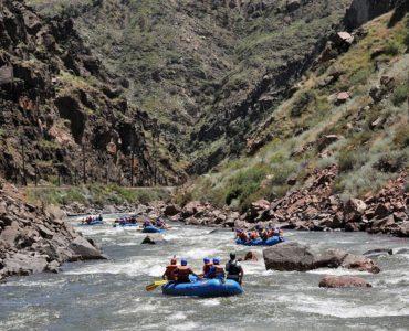 Utah Rafting Trips - WAO Rafting